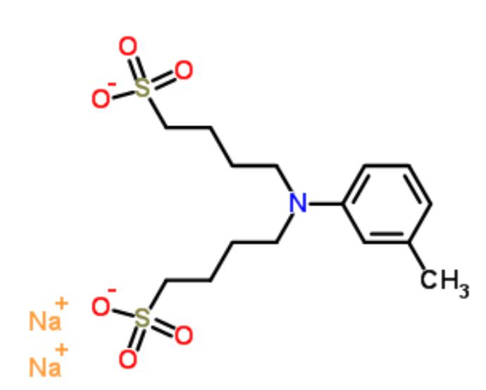 N,N-双(4-磺丁基)-3-甲基苯胺