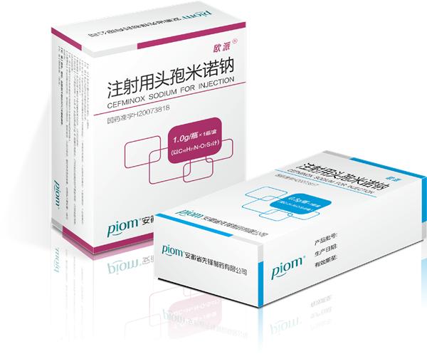 注射用頭孢米諾鈉