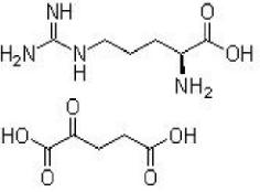 L-精氨酸-Alpha-酮戊二酸盐