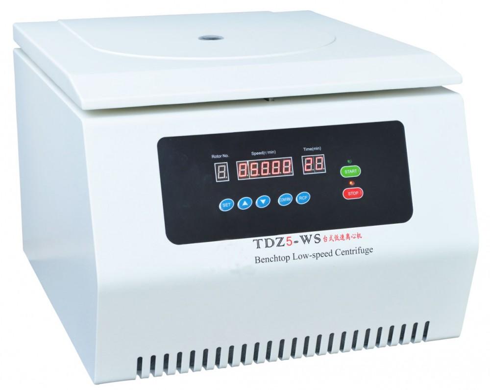 台式低速离心机TDZ5-WS