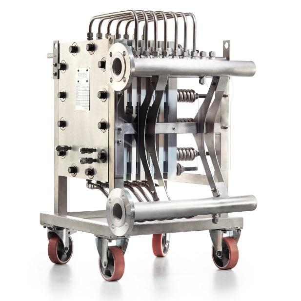 康宁G4工业化反应器