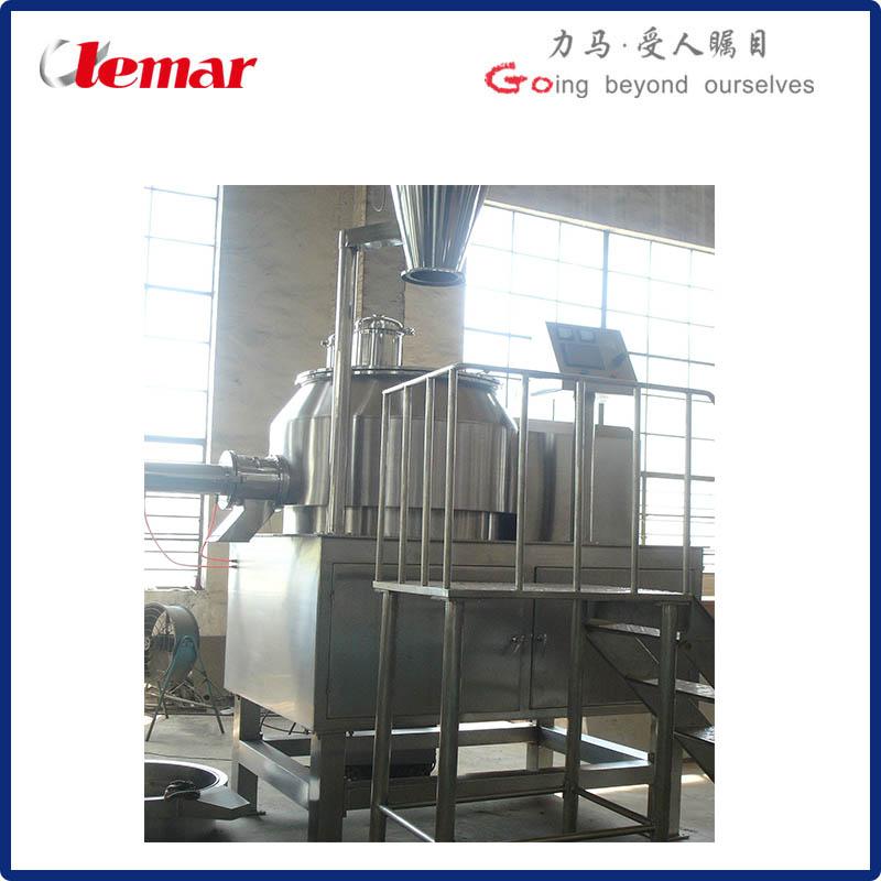 GHL-50湿法混合制粒机