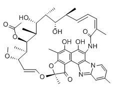 利福昔明;利福西亚胺