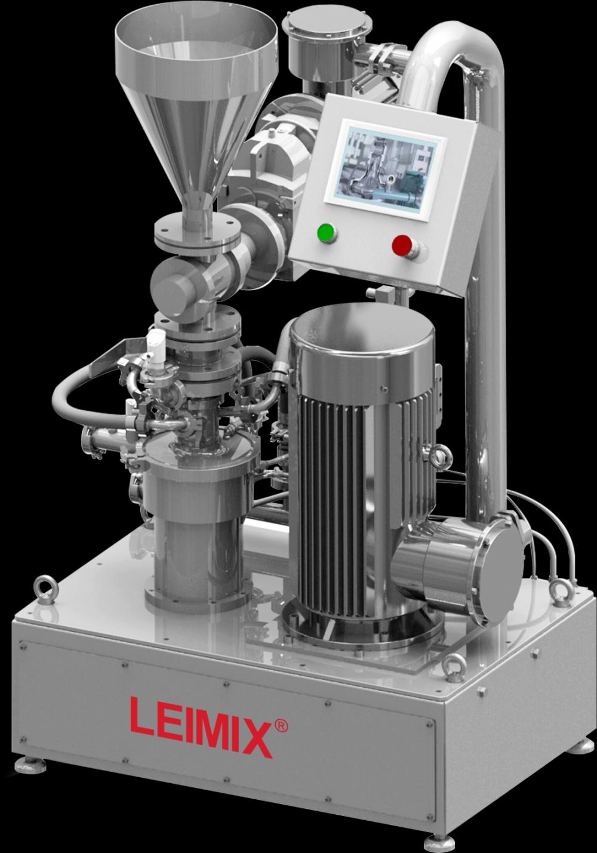 TRL 在线式弥散泵系列