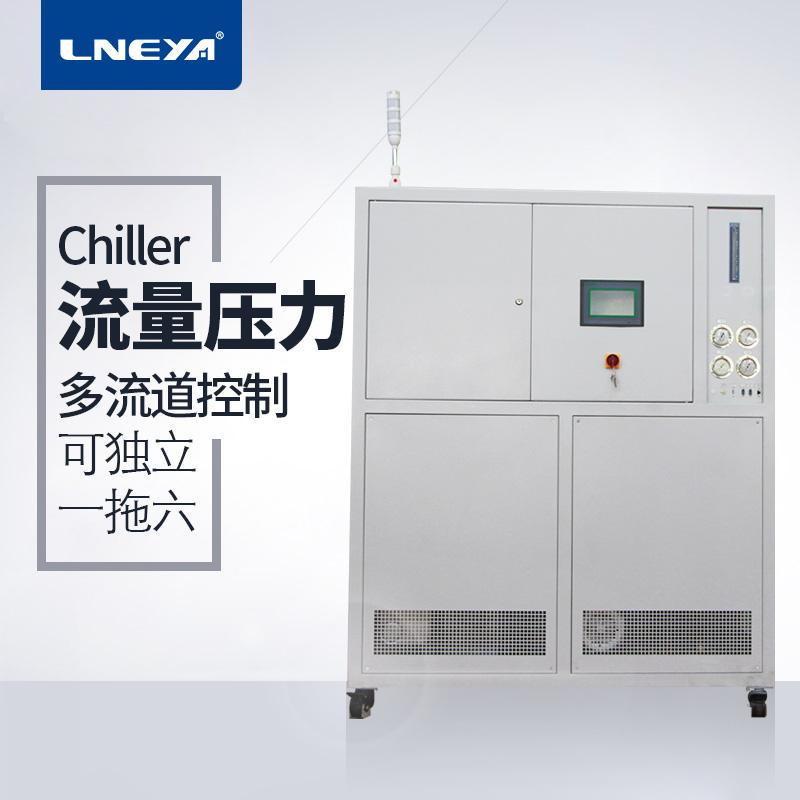 冷水機Chiller-車道模擬和實驗室測試