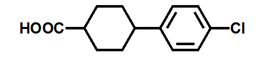 氯苯基环己基甲酸