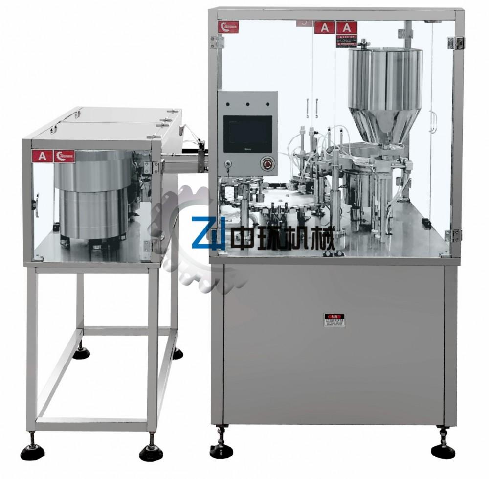 ZHGX-60EM型开塞露灌装压盖机