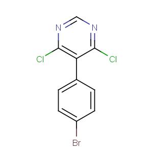 5-(4-溴苯基)-4,6-二氯嘧啶