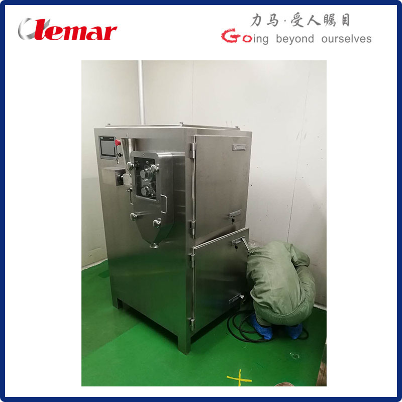 50-80kg/小时干法辊式制粒机