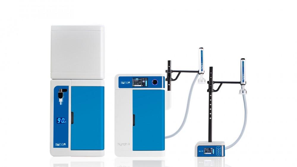 Bioendo Nymph X智能化纯水系统
