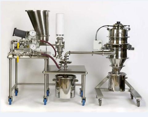 美国Jet Pulverizer 公司的超微粉碎机