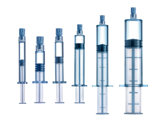 SCHOTT TOPPAC® 聚合物注射器