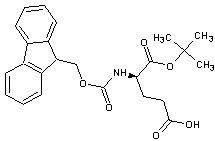 芴甲氧羰基-D-谷氨酸-α-叔丁酯
