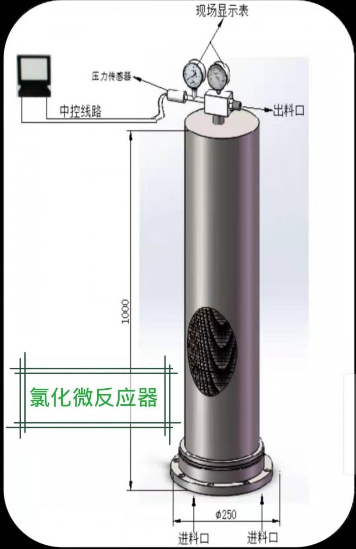 氯化反应器
