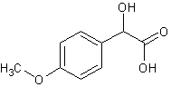 DL-4-甲氧基扁桃酸
