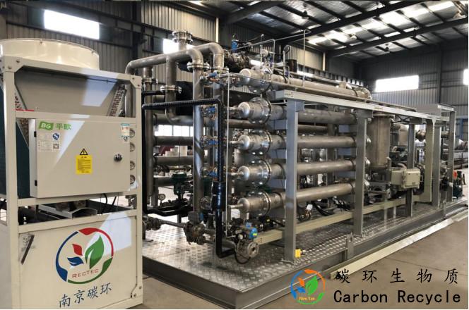 有机溶剂VOCs回收装置