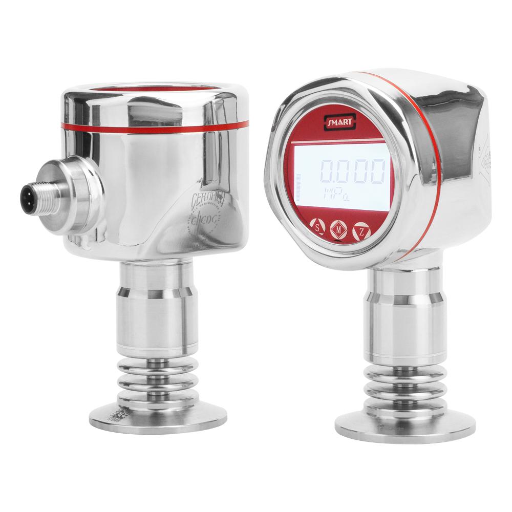 LEEG立格仪表SMP858-TSF卫生型压力变送器耐高温-3-A和EHEDG认证