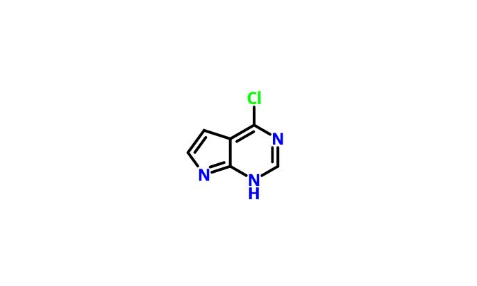 4-氯吡咯并嘧啶