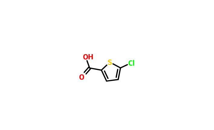 2-氯噻吩-5-甲酸