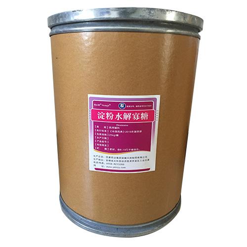淀粉水解寡糖(葡萄糖结合剂)DFT