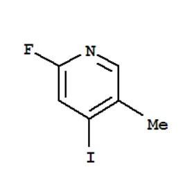 2-氟-4-碘-5-甲基吡啶(153034-94-7)