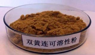双黄连可溶性粉