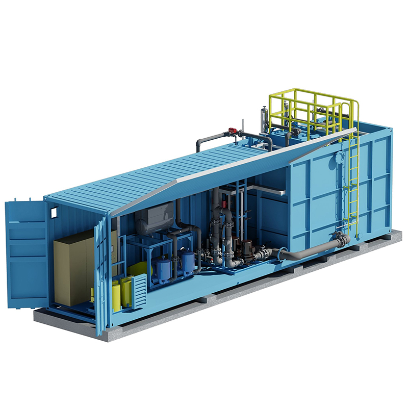 FLOM—工业废水处理设备