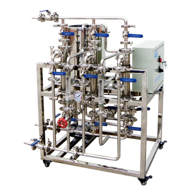 FLOM—實驗室超濾/納濾/反滲透卷式膜分離系統