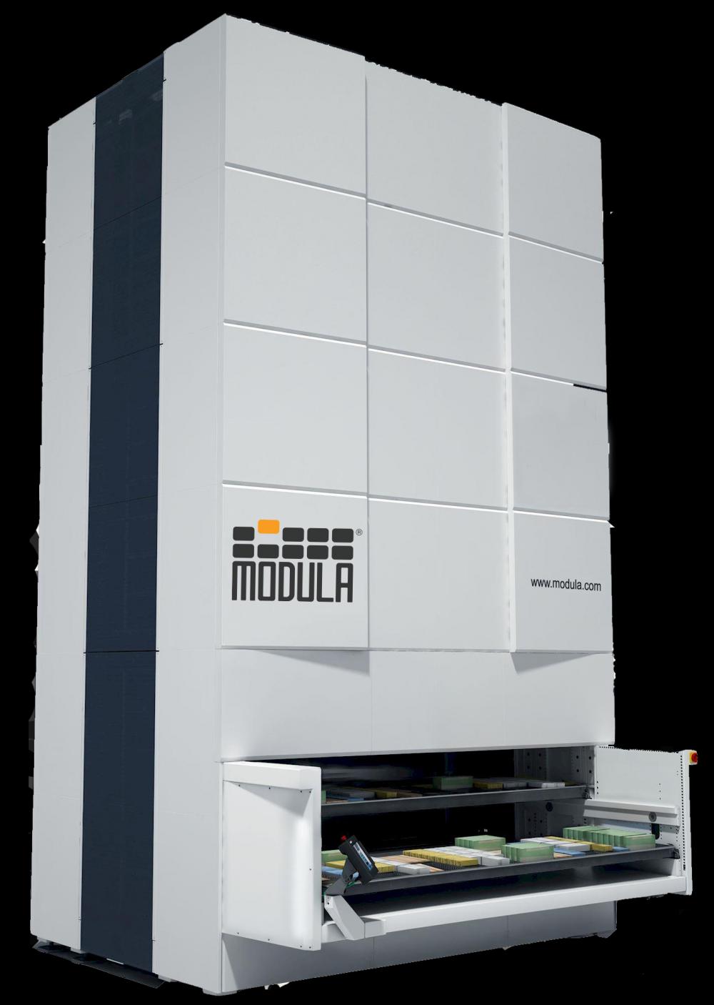 Modula自动立体货柜