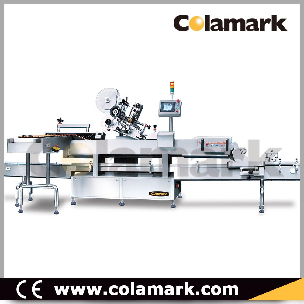 Colamark|達爾嘉 A205R 高速臥式智能貼標入托機