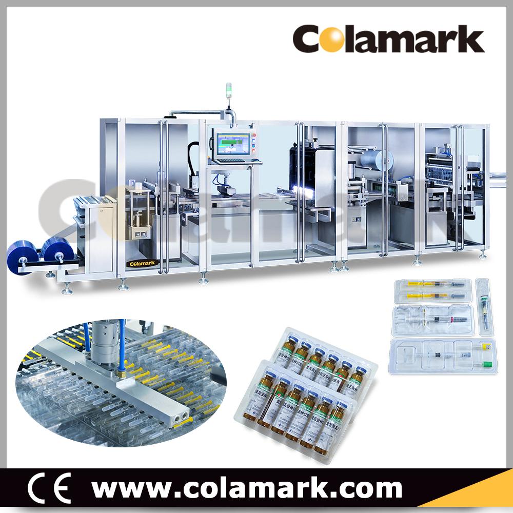 Colamark|达尔嘉 B200 自动成型泡罩包装机