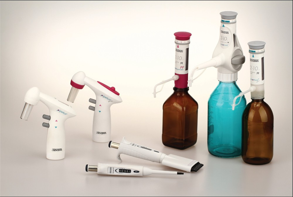 德国赫施曼 Ceramus全能型瓶口分配器(HIRSCHMANN)