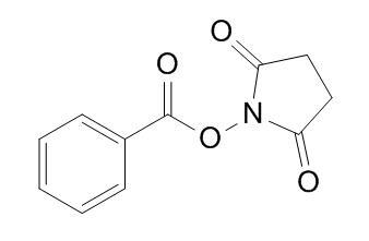 2,5-dioxopyrrolidin-1-yl benzoate