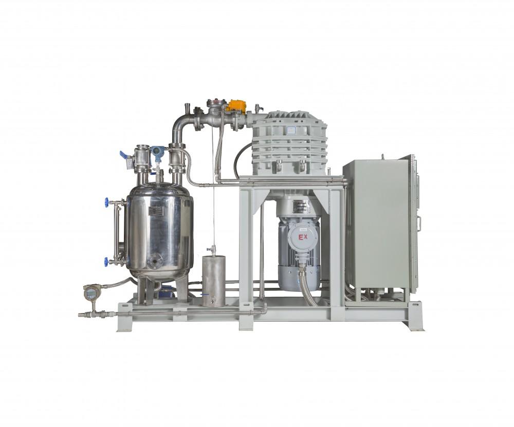 化工万博manbetx客户端真空机组(单泵)