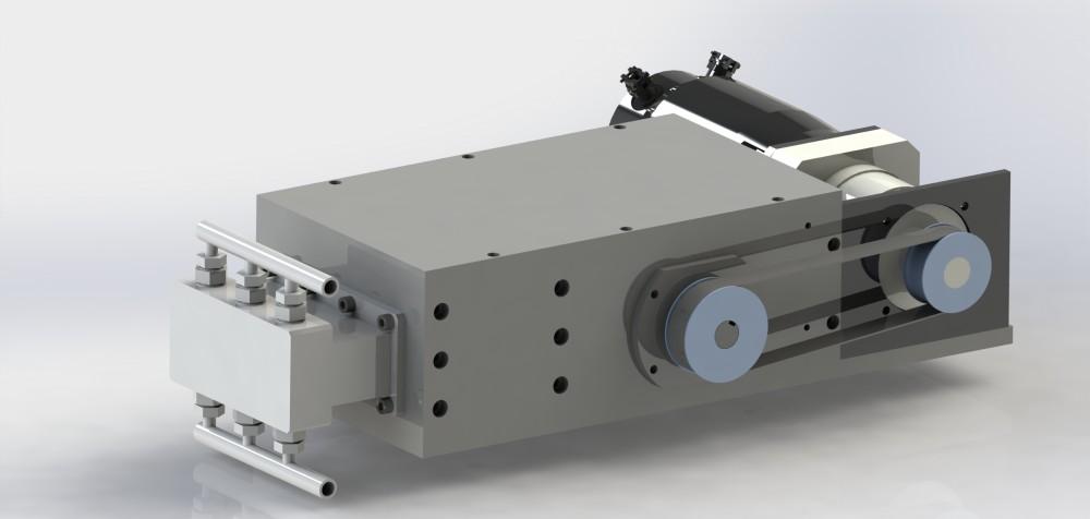 微反应器 低脉冲泵