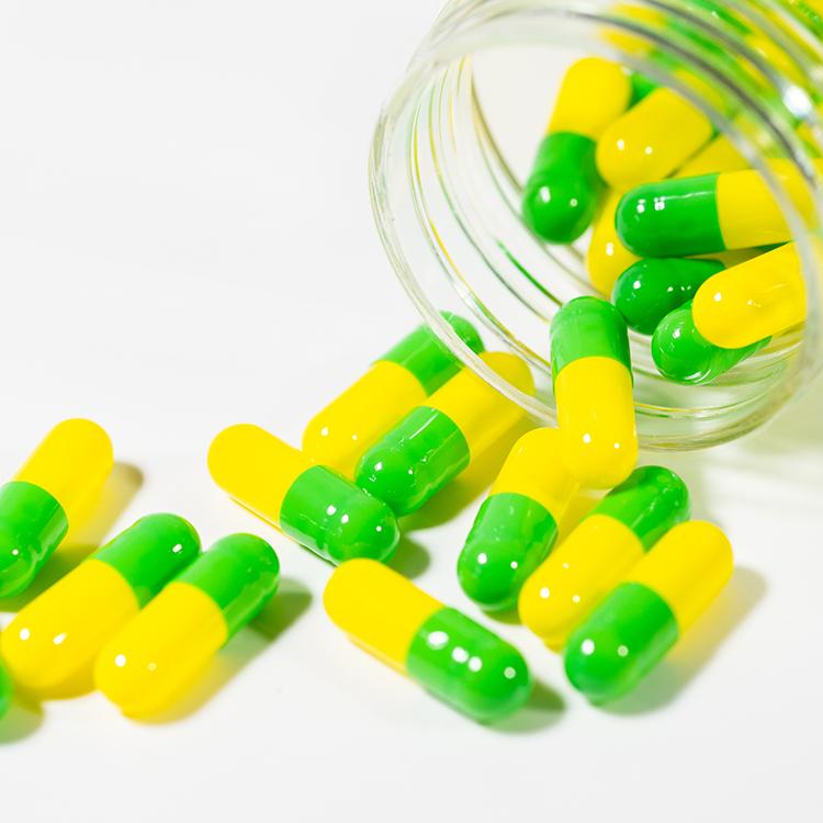 Medicinal Empty Gelatin Capsules Gelatin Empty Capsules