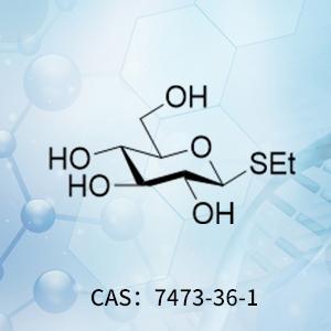 乙基 1-硫代-β-D-吡喃葡萄糖苷