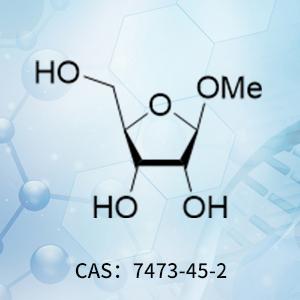 甲基 β-D-呋喃核糖苷