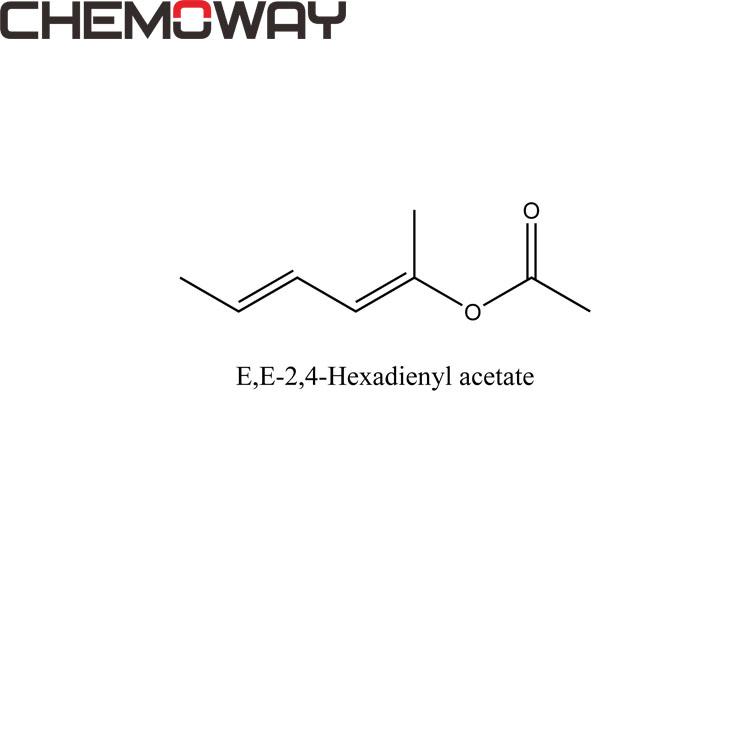2,4-己二烯醛醋酸酯