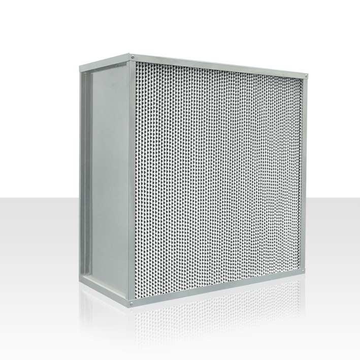 高效有隔板空气过滤器