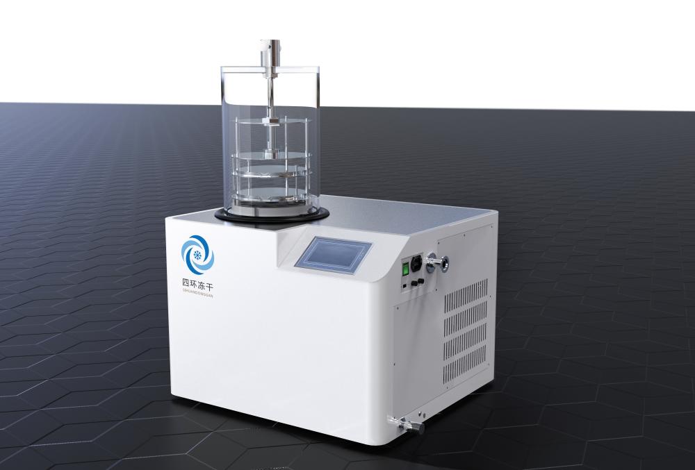 压盖型LGJ-10D冻干机