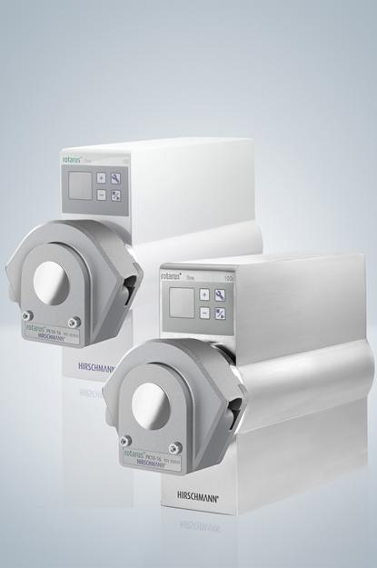 德国赫施曼rotarus® flow 100连续输液蠕动泵