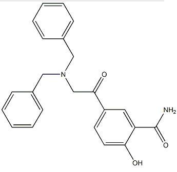 5-(N,N-二苄基甘氨酰基)水杨酰胺