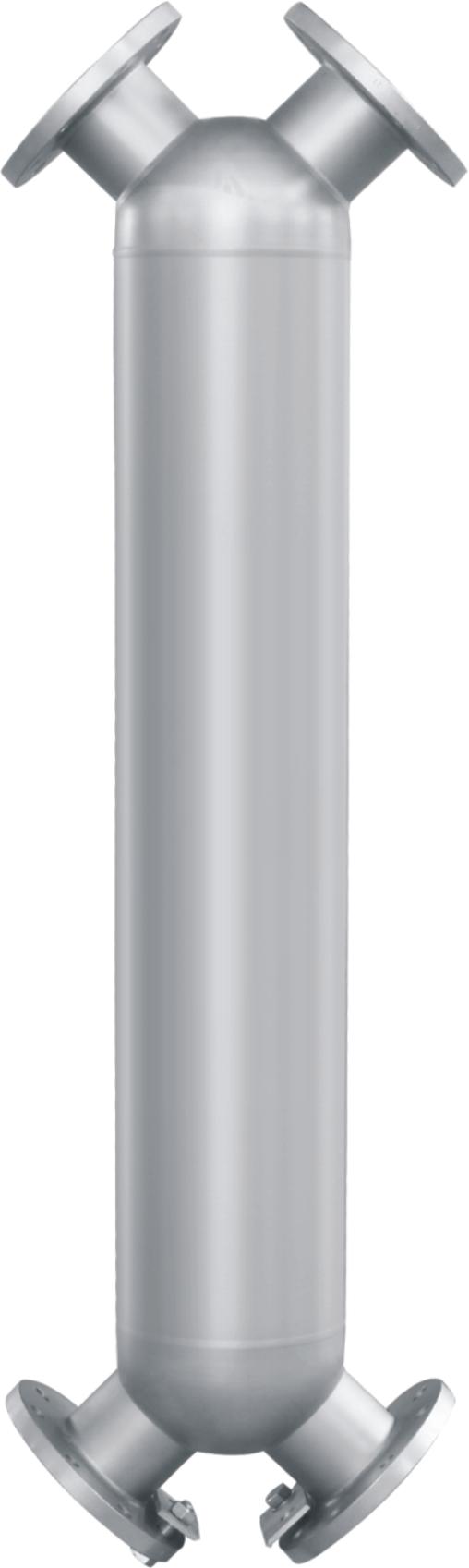 螺旋纏繞管式換熱器