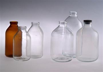 中硼硅玻璃输液瓶