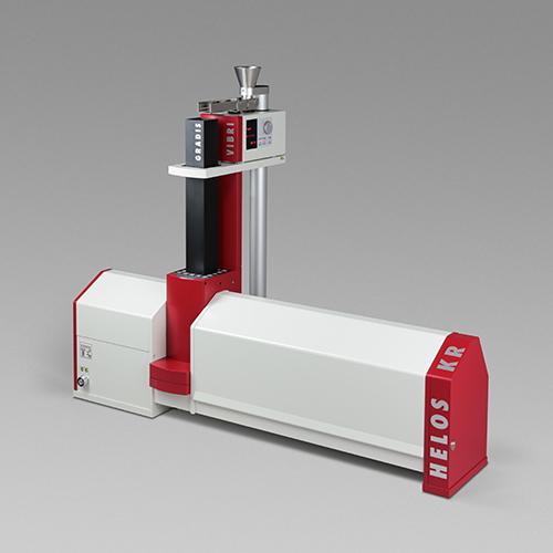 干法重力分散激光粒度仪 HELOS&GRADIS