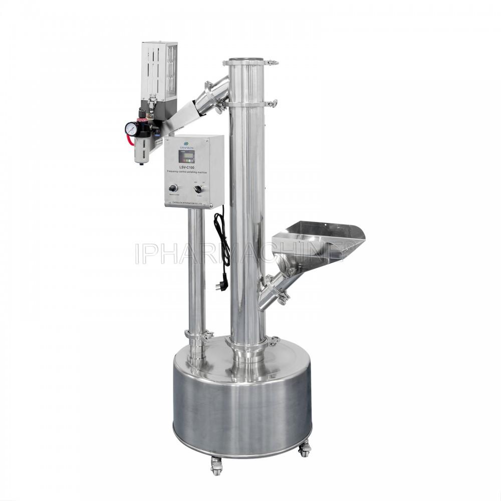 LSV-C100 立式膠囊拋光機