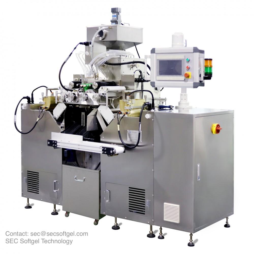 High Speed Softgel Encapsulation machine