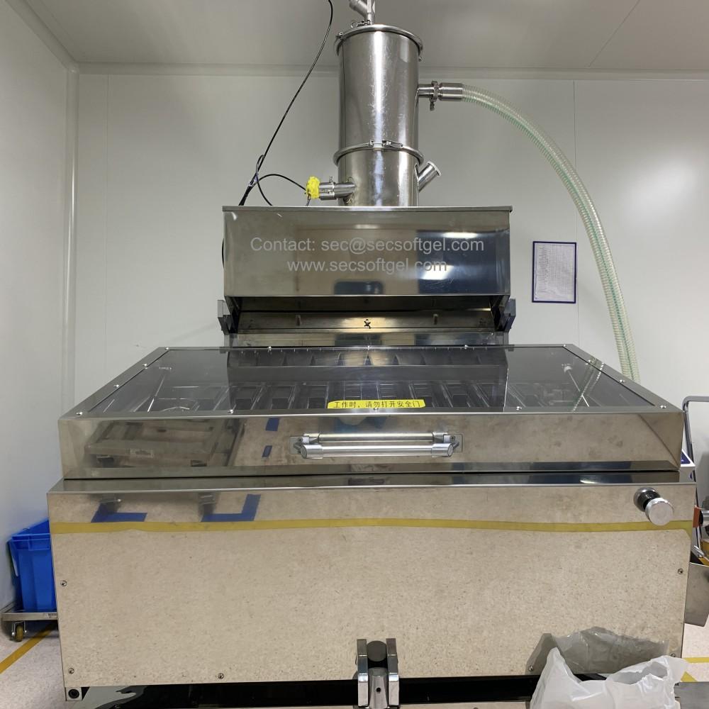 Softgel Sorting Inspection machine