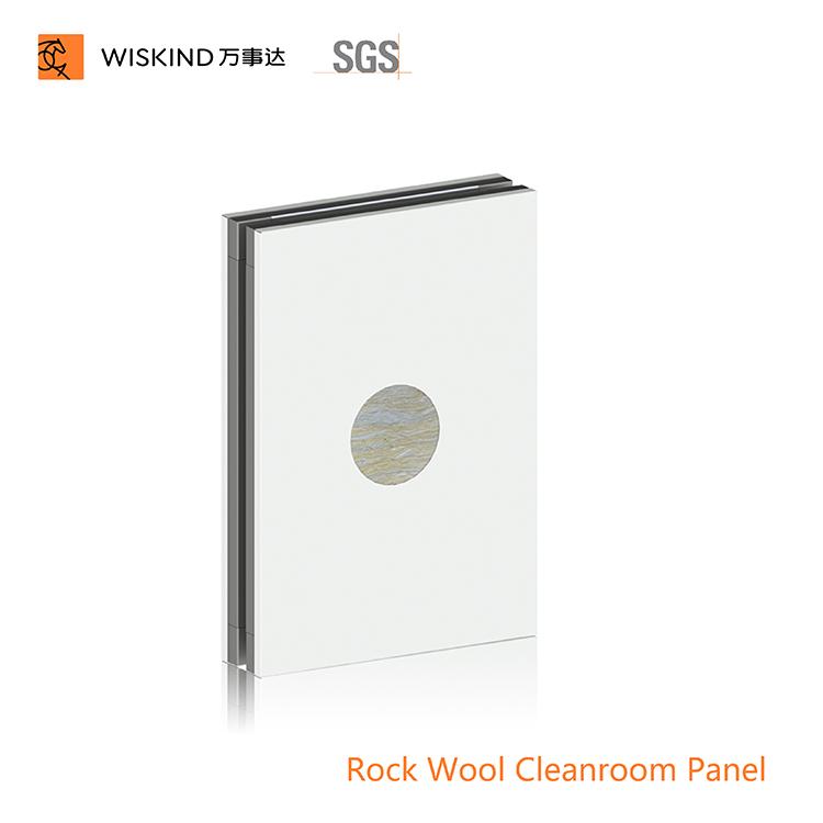 手工潔凈板 Customized Steel Modular Cleanroom Wall Panel For Pharmaceutical Clean Room